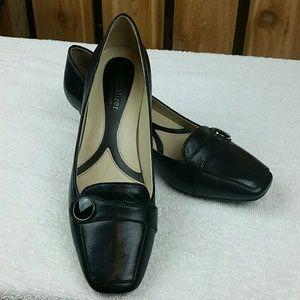 Naturalizer Fulton Slip-on Loafer Black Shoes